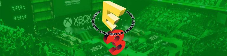 E3 Xbox Microsoft