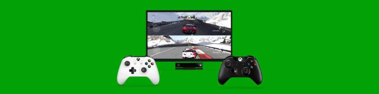 Gry Multiplayer lokalnie Xbox One