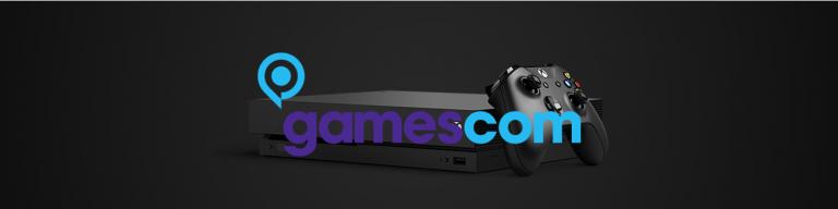 Xbox Gamescom 2018 relacja