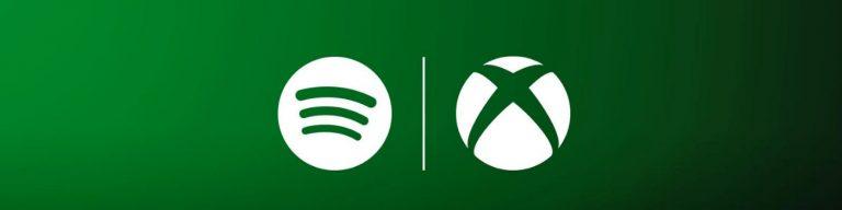 Spotify lepszy na Xbox One