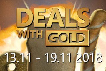 Deals with Gold - Promocje w sklepie Xbox