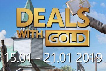 Deals with Gold – Nowe promocje na gry i dodatki w sklepie Xbox!