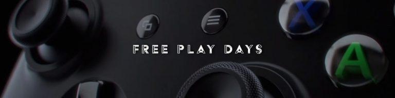Free Play Days Xbox One