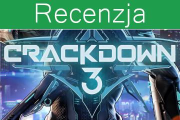 Crackdown 3 - Recenzja