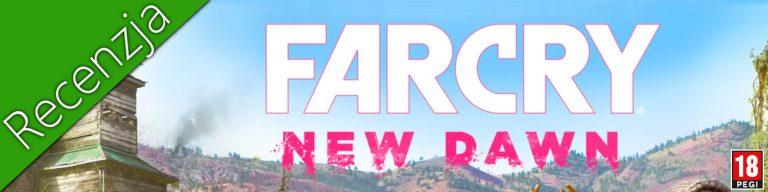 Far Cry Nerw Dawn Recenzja
