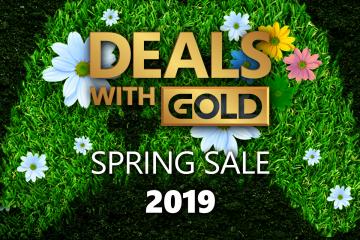 Spring Sale 2019 – Wiosenna wyprzedaż gier w sklepie Xbox!