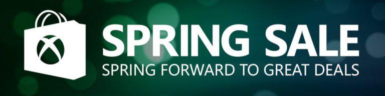 Spring Sale Xbox. Wiosenna wyprzedaż 2019