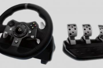 Logitech G920 – Recenzja kierownicy dla Xbox One i PC