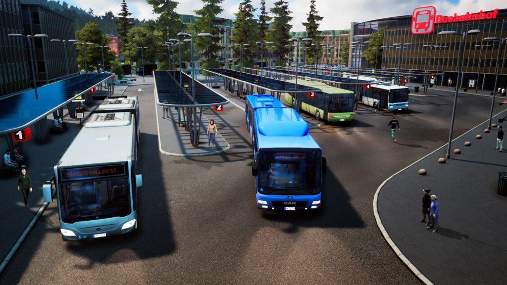 Bus Simulator Xbox