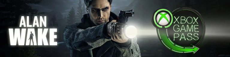 Alan Wake Xbox Game Pass