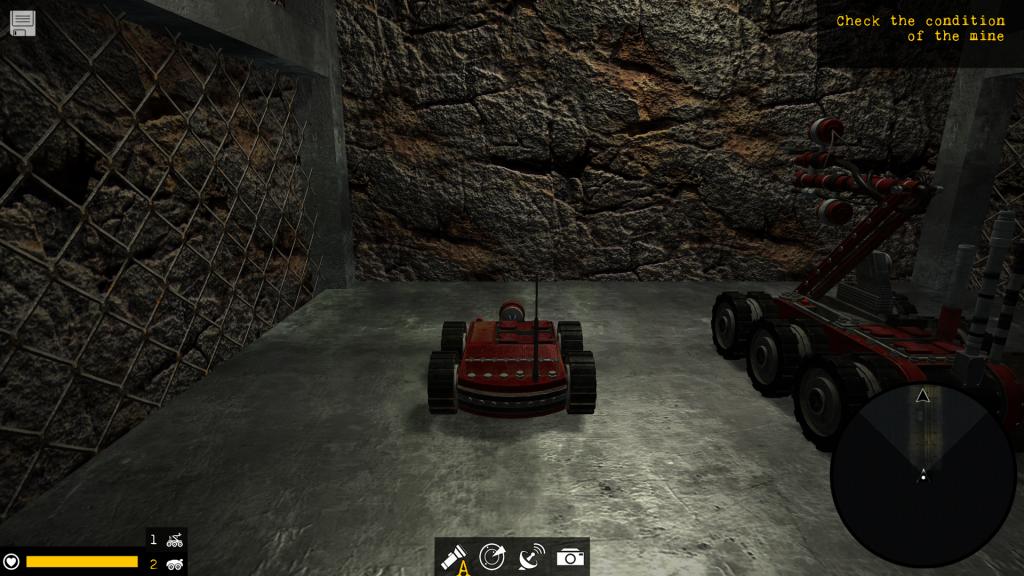 Robot Squad Simulator X