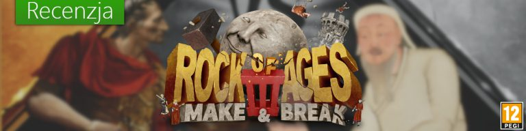 Rock of Ages 3 - Recenzja