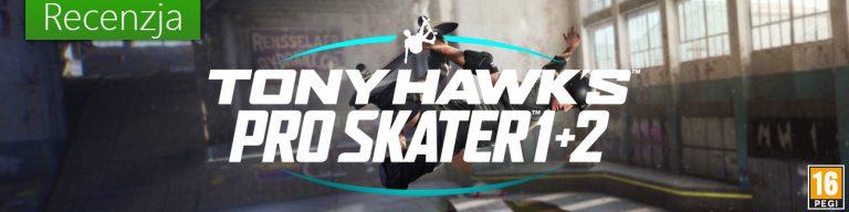 Tony Hawk's Pro Skater 1 2. Recenzja