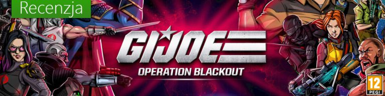 GI Joe: Operation Blackout - Recenzja