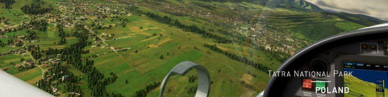 Microsoft Flight Simulator Polska