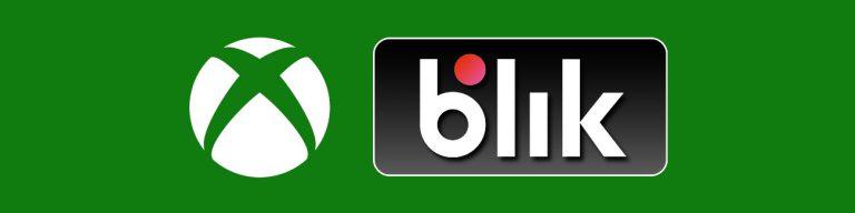 Xbox płatność BLIK