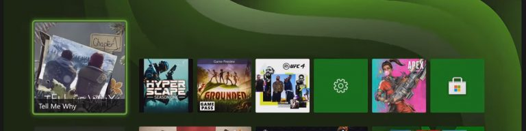Xbox Dynamiczny Motyw