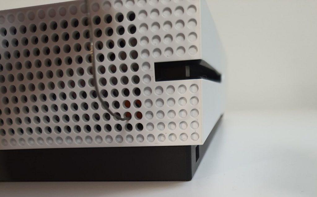 Xbox - Awaryjne wyjmowanie płyt