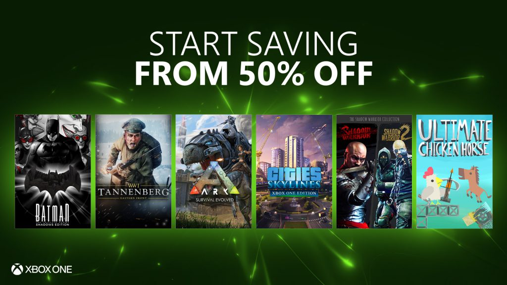 ID@Xbox Super Sale