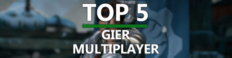 TOP 5 gier multiplayer Xbox