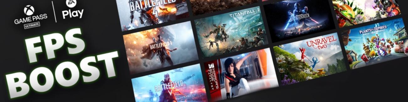 Kolejne 70 gier z FPS Boost. To już prawie 100 łącznie!