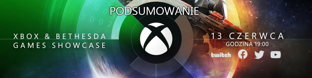 Xbox & Bethesda Games Showcase. Podsumowanie najważniejszych wydarzeń.