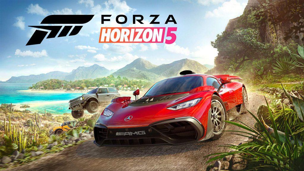 Forza Horizon 5 okładka