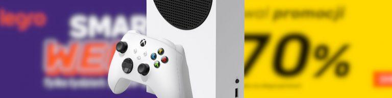 Xbox Series S Allegro smart week
