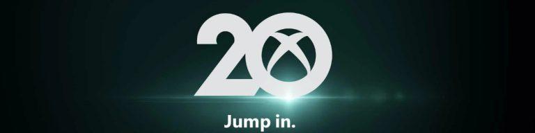 20 lat Xbox